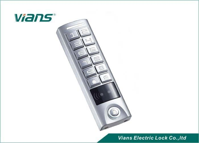 IP68 EM Waterproof Single Door Access Controller , Security Access Systems With 2000 Cards