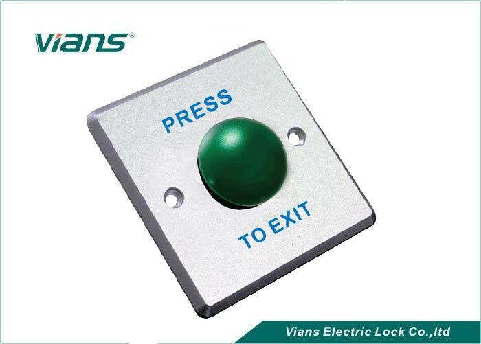 86 * 86 * 20mm Green Mushroom Push Button NO / COM With 1 Year Warranty